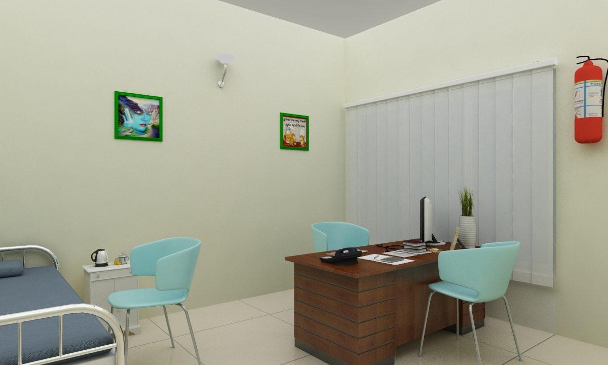 2. Doctors room