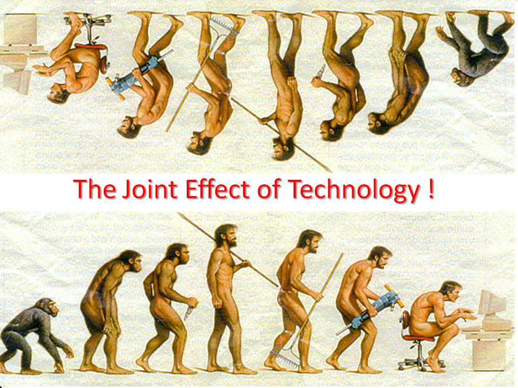 effect of technology on human